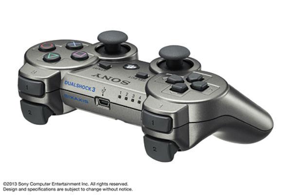Nuevo control gris metálico Dualshock 3 para PS3 llegará el 20 de Junio