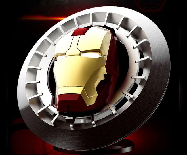 Mouse Oficial De La Película #IronMan Te Encantará