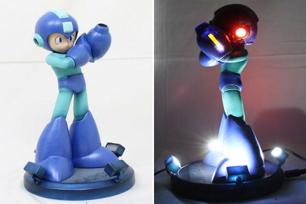 El bombardero azul Megaman regresa con una figura de edición limitada