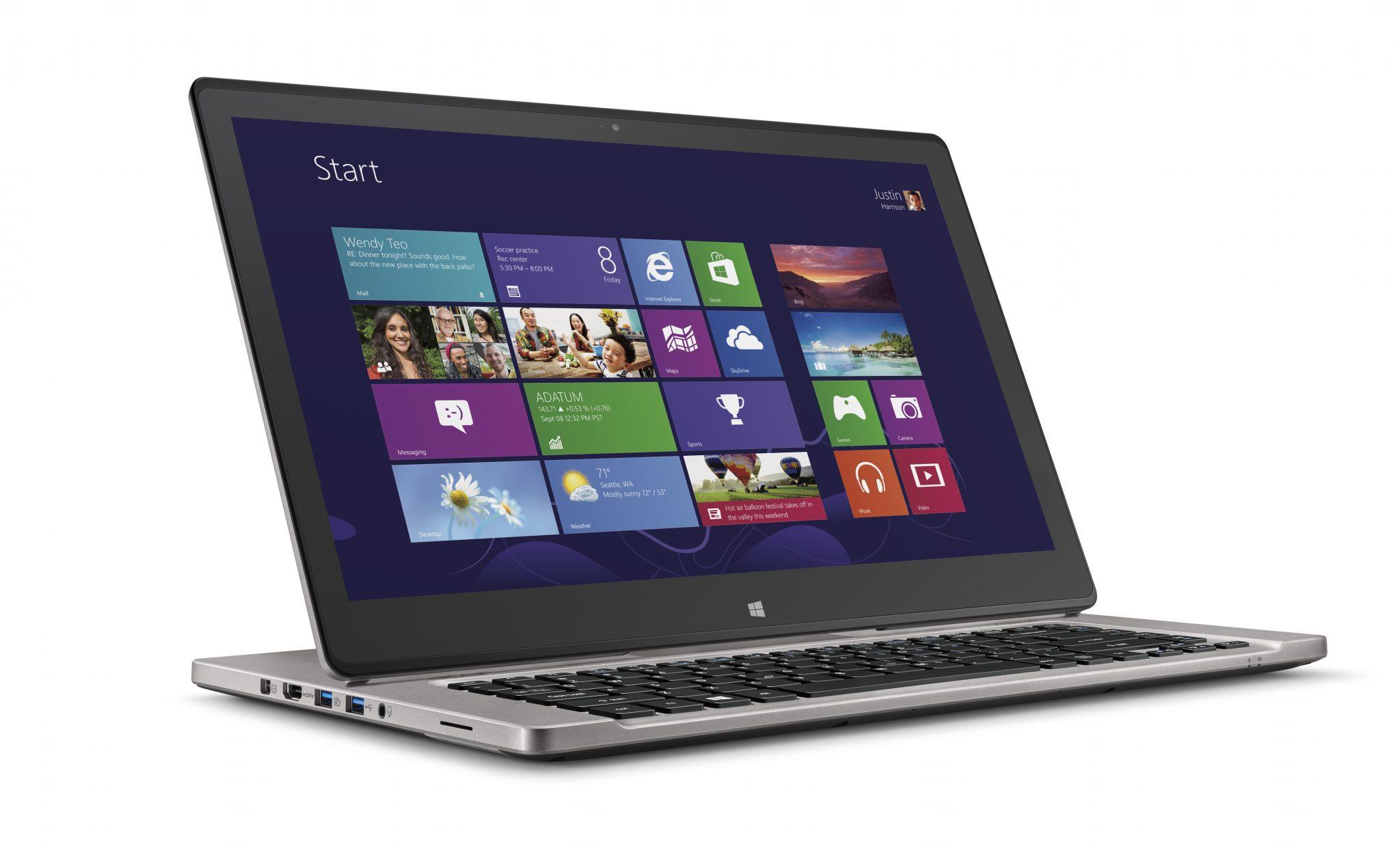 #Acer nos presenta Su Línea De Híbridos: R7 y P3 Con #Windows 8