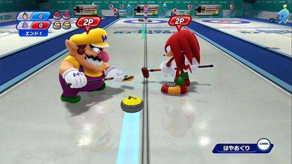 Mario-Sonic-Olimp
