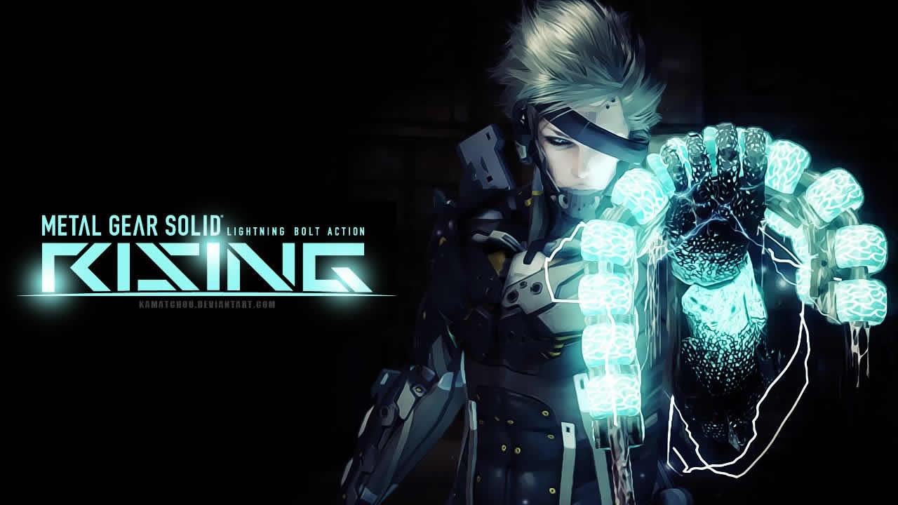 Metal Gear Rising: Revengeance Confirmado Para PC