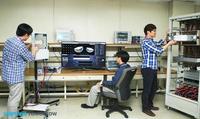 Samsung Anuncia La Nueva Tecnología 5G Para Celulares Con Velocidades De Hasta 1.056 GB Por Segundo!