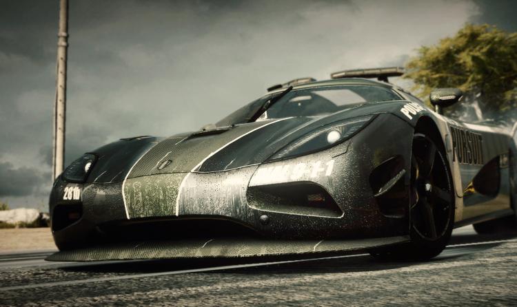 Need For Speed Rivals Anunciado Para Xbox One Y PS4