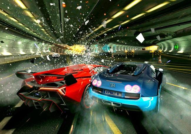 E3: Asphalt 8: Airborne Libera Vídeo Para Tu Dispositivo Móvil Con Grandes Gráficos