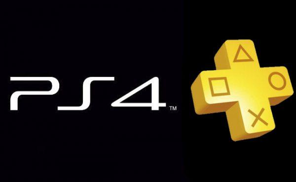 PS Plus PS4