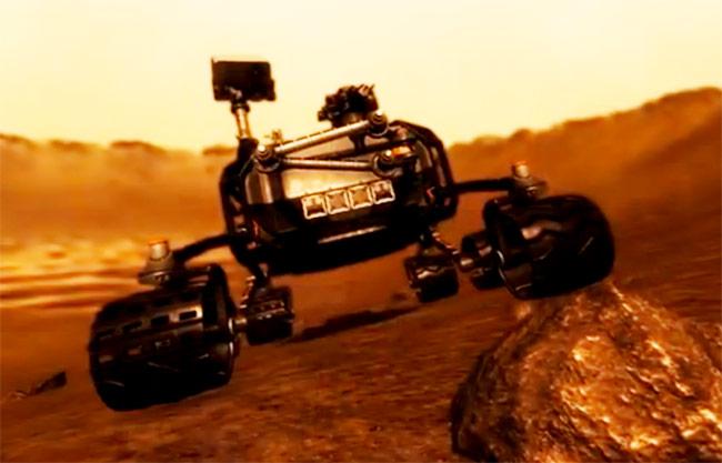 E3: Take On Mars Un Juego Diferente Para Explorar A Marte (Trailer)