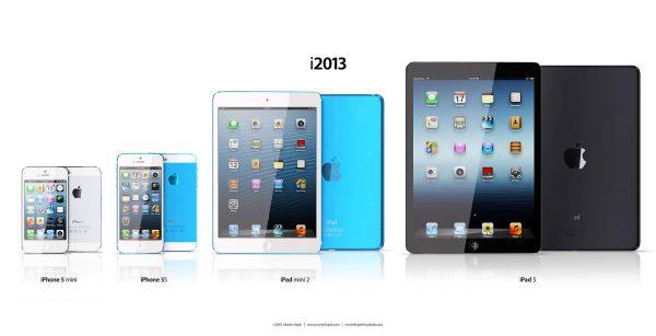 Apple-iPhone-5S-iPad-5-Lineup