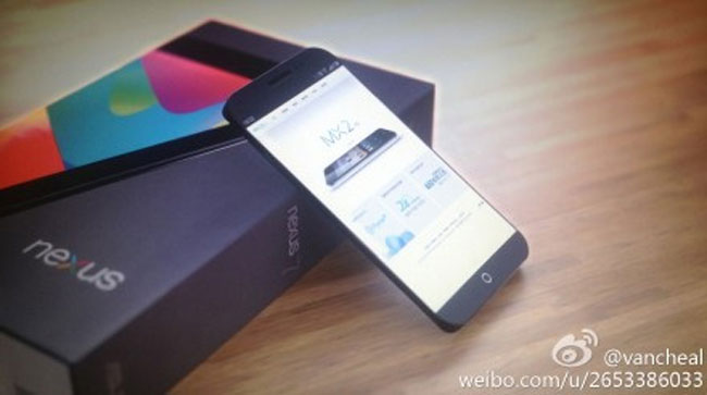 Meizu MX3; El Smartphone Sin Bordes Al rededor De La Pantalla