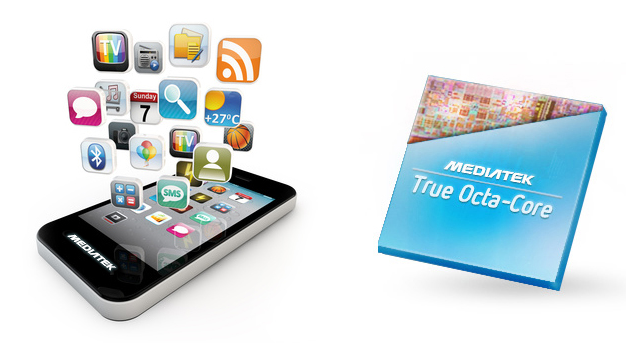 #MediaTek Anuncia El Primer Procesador Con 8 Núcleos Reales Del Mundo y Tecnología De Triple SIM