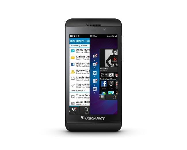 #BlackBerry #Z10 Baja De Precio Por Malas Ventas