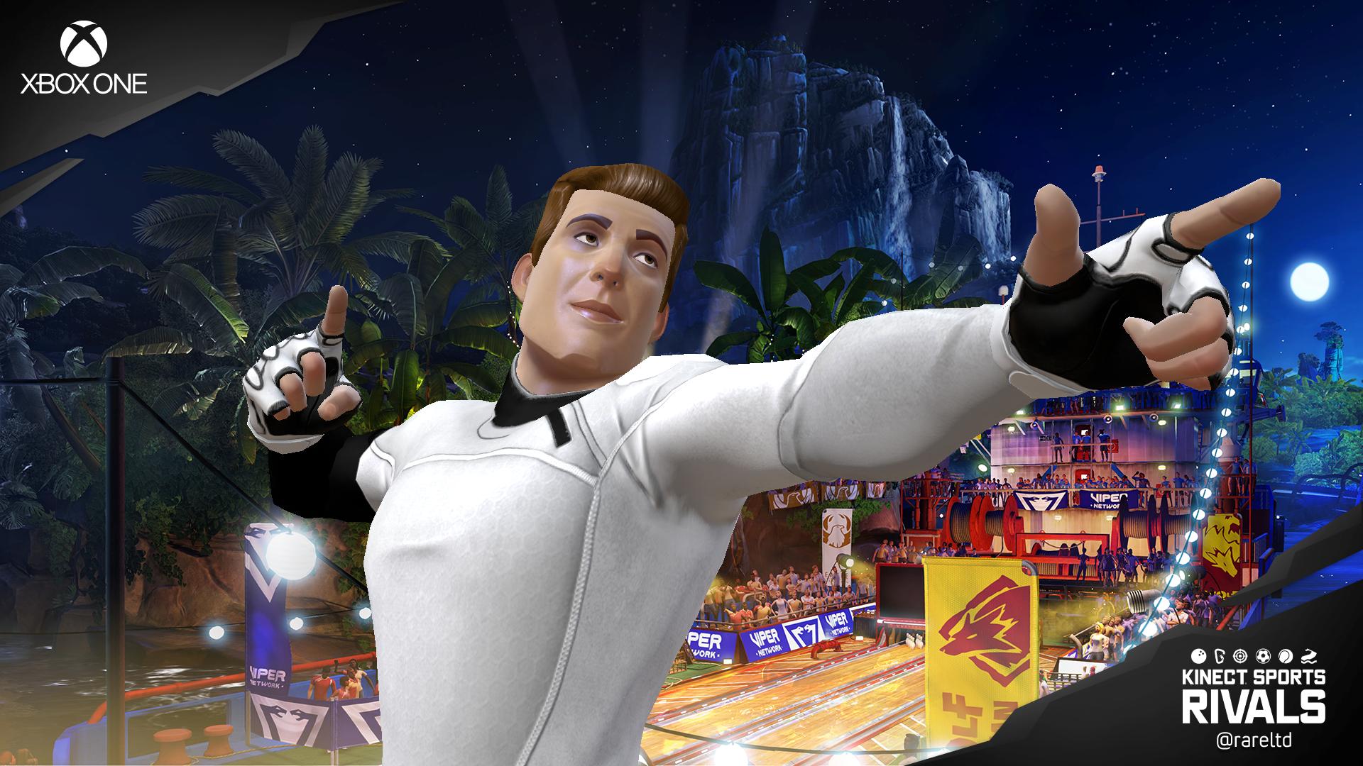 #Gamescom 2013: Major Nelson Nos Muestra Una Imagen De Cómo #Kinect 2.0 Nos Podrá Reconstruir En #Xbox One
