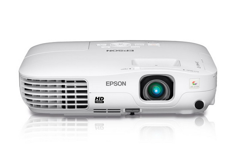 #Epson Muestra Su Nuevo Proyector Full HD 3-D PowerLite Home Cinema 2030