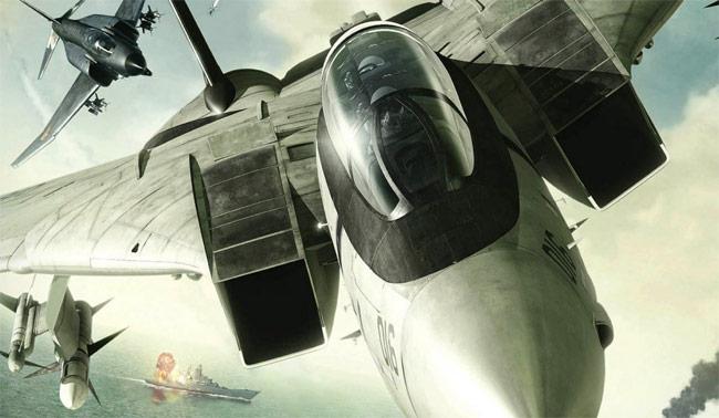 Ace Combat Infinity Exclusivo De #PlayStation Y Será Free-to-Play (Vídeo)