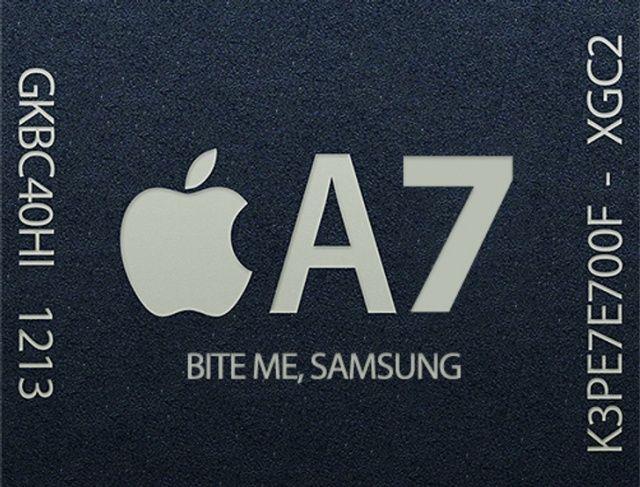 #iPhone 5S: Procesador A7 31% Más Rápido, Detector de Huella y Detector De Gestos (Rumores)
