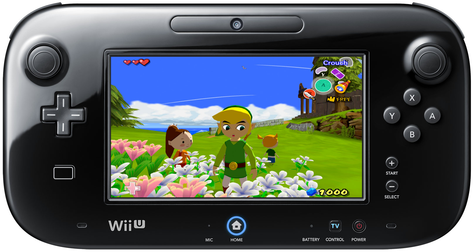 Bundles De #Wii U 32GB De #Zelda Wind Waker HD y #3DS XL de #Pokemon Se Encaminan
