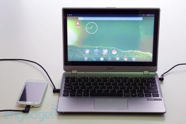 #Acer Extend Convierte Tu Smartphone En Una Laptop