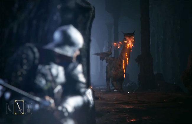 Deep Down De PS4 Será Free To Play (trailer)