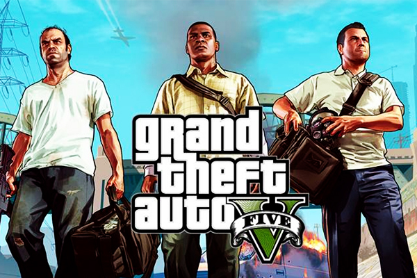 "Grand Theft Auto V ""Exquisito"""