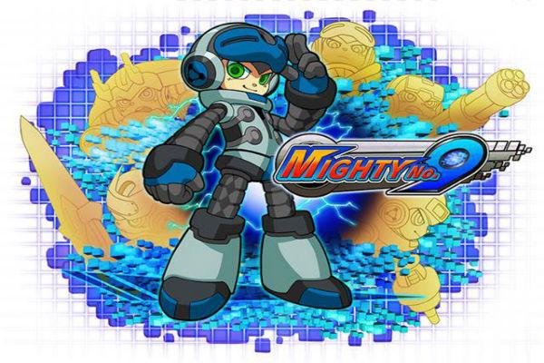 Mighty No.9 y Megaman podrían estar al mismo tiempo