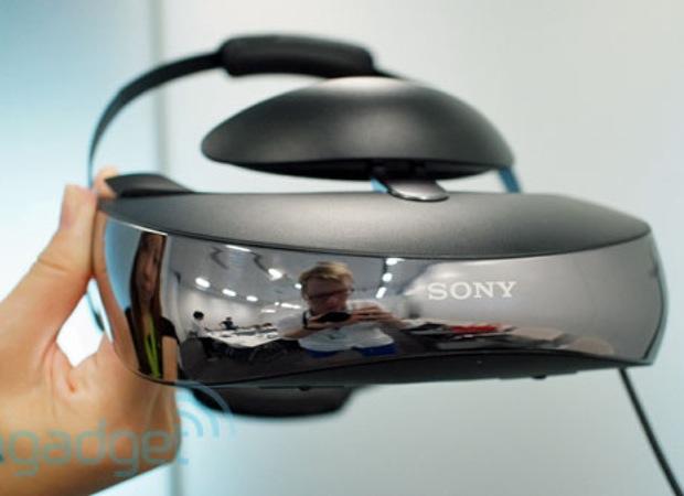 #Sony HMZ-T3: Las Gafas De TV 3D De Se Hacen Inalámbricas