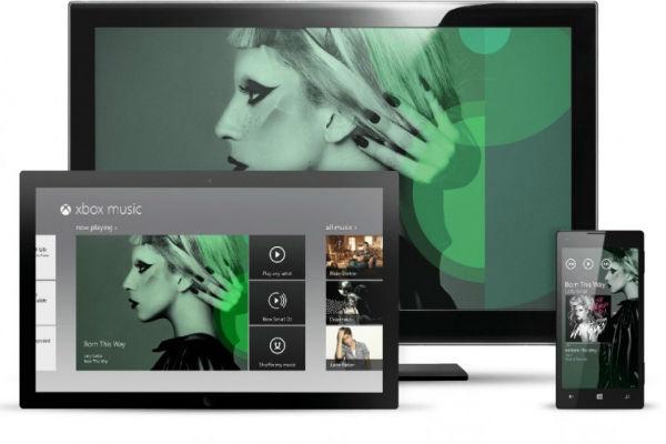 Xbox Music, disponible en iOS y Android