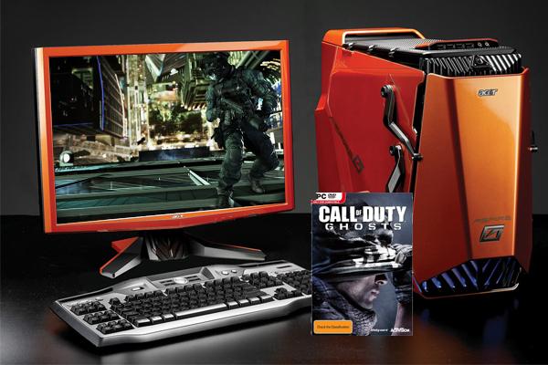 Se Revelan Los Requisitos Mínimos De Call Of Duty Ghosts Para PC