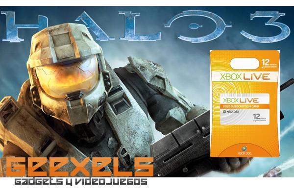 Halo 3 Gratis Desde Ahora Si Eres Miembro Xbox Live Gold