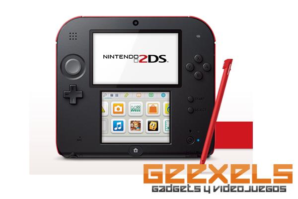 Unboxing Nintendo 2DS
