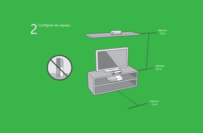 Conoce Características Que Deberá Tener Tu Cuarto Para Jugar Con Kinect De Xbox One