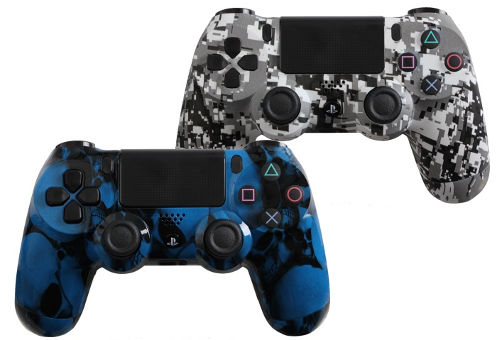 Personaliza Tus Controles De PS4 y Xbox One Con Evil Controllers