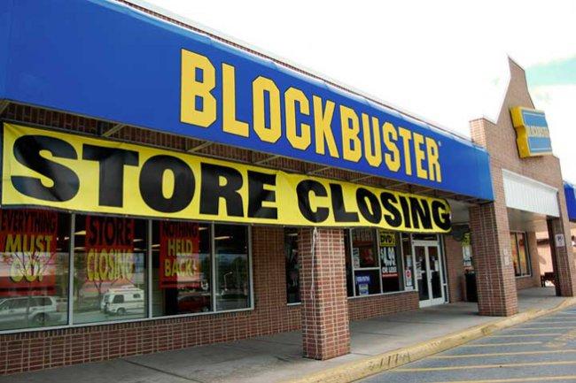 ¡Blockbuster Oficialmente Muerto!