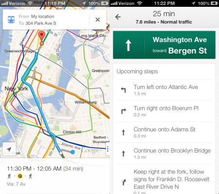Google Maps Pierde 23 millones de Usuarios Por Apple Maps