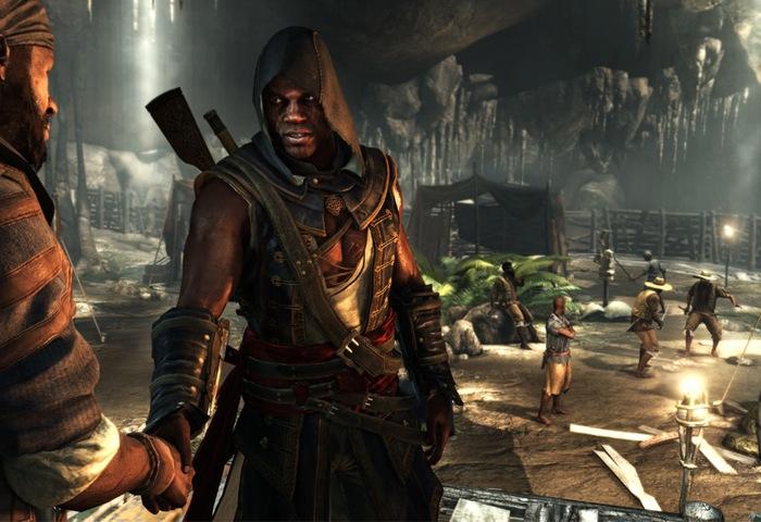 Assassin's Creed 4 Anuncia Nuevo DLC Freedom Cry (vídeo)