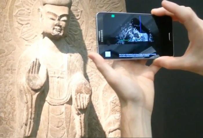 Convierte A Tu smartphone En Un Escáner 3D
