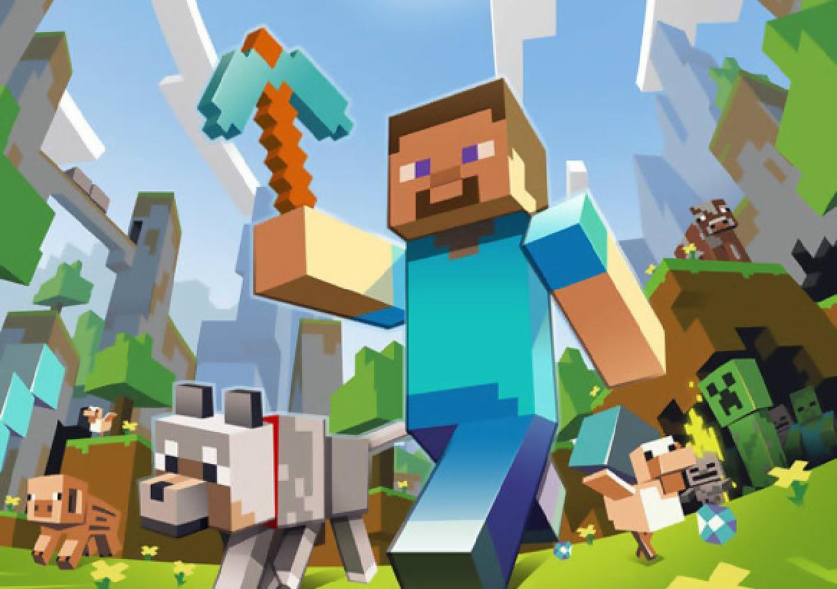 Minecraft llegará mañana a PS3