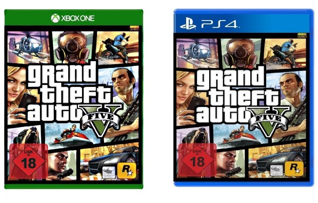 Grand Theft Auto V Llegaría A Xbox One y PS4