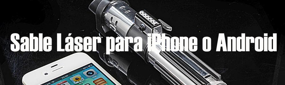 El Sable Laser De Star Wars Cargará Tu Celular