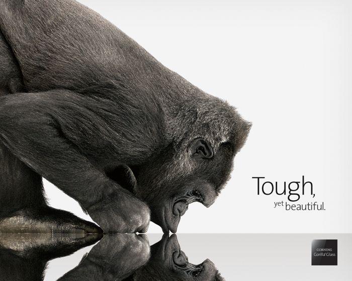 CES 2014: Tus Gadgets  Libres De Microbios Con Gorilla Glass