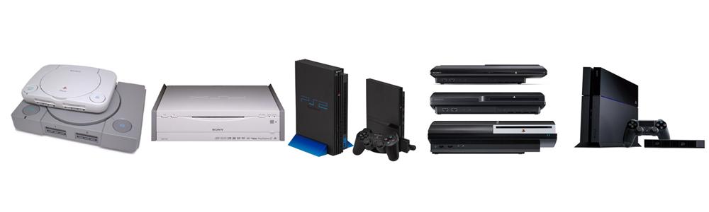 Retrocompatibilidad de PS1 y PS2 Podría Llegar a PS4