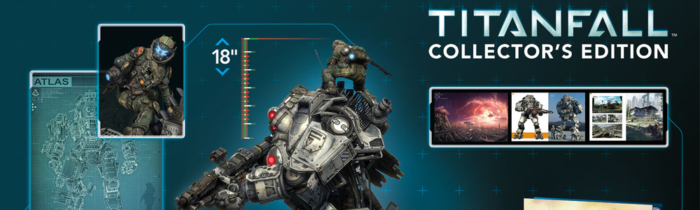 Titanfall Muestra el Titanbook, La Edición Limitada y Beta
