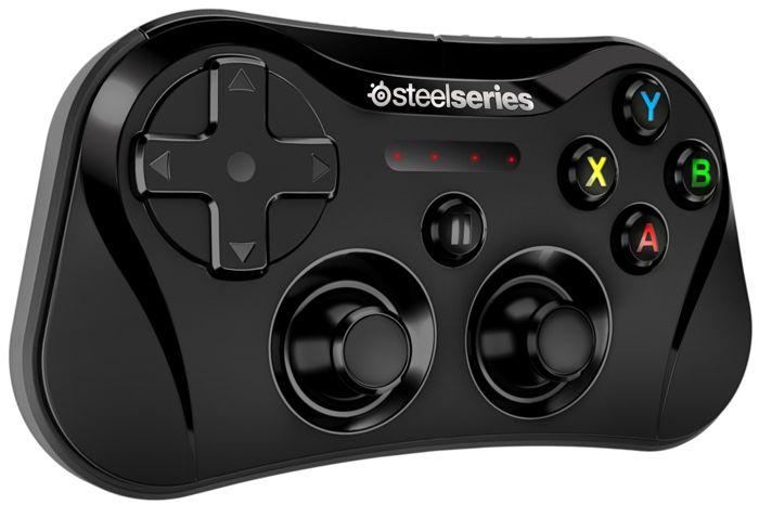 CES 2014: SteelSeries Stratus El Control Pro Para Juegos En iPad
