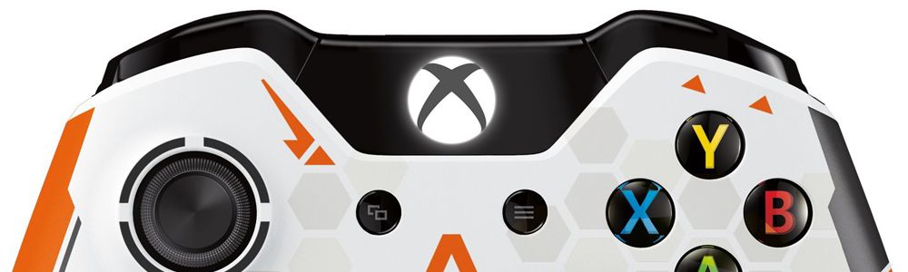 Confirmado El Control Para Xbox One Edición Limitada Titanfall