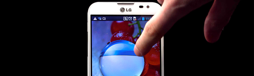 LG G Pro 2 Grabará en UltraHD Y Pantalla FullHD