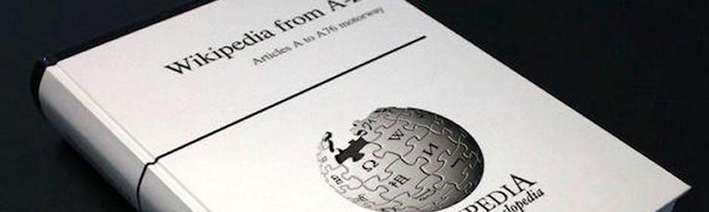 Wikipedia Podría Llegar Al Papel como PediaPress