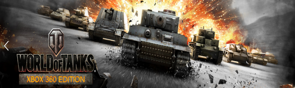World of Tanks: Xbox 360 Edition llega al bazar completamente gratis