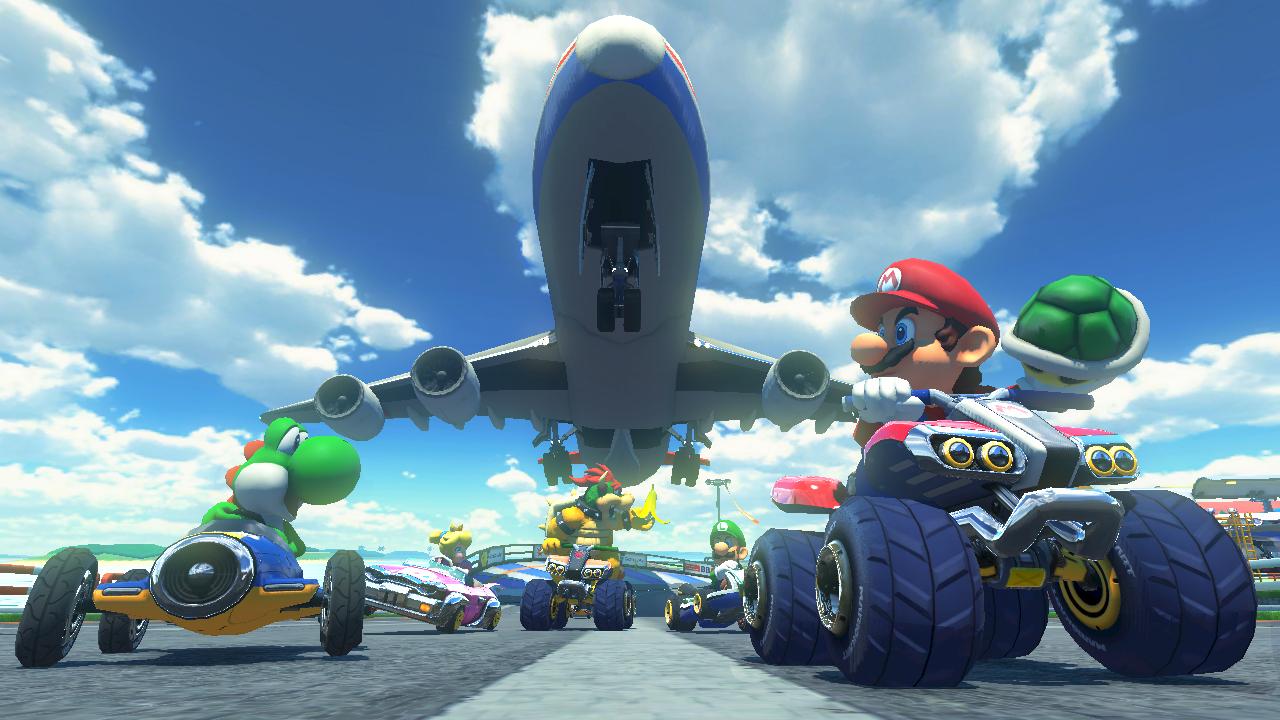 Mario Kart 8 anuncia nuevos circuitos y personajes