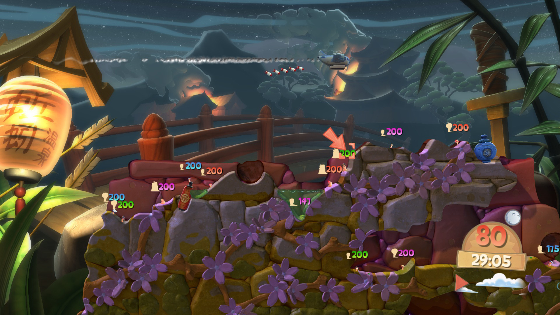 Worms Battlegrounds llega a PS4 y Xbox One