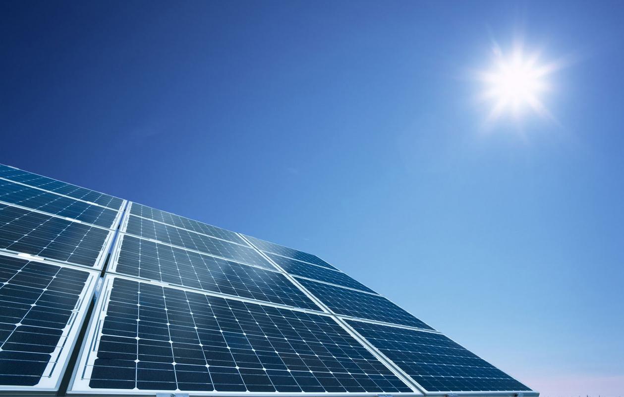 Alemania percibe el 50% de su energia de energia solar