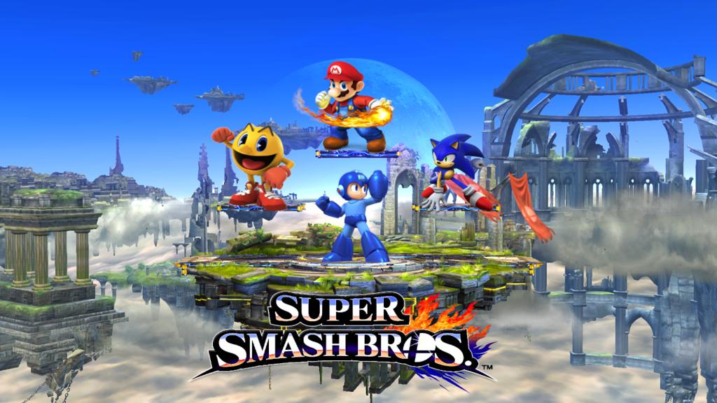 Pac-Man se une al ejército de Super Smash Bros